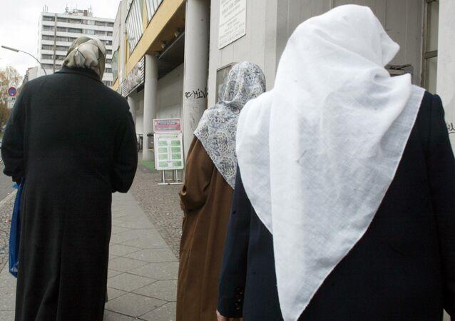 Muslimky. Ilustrační foto