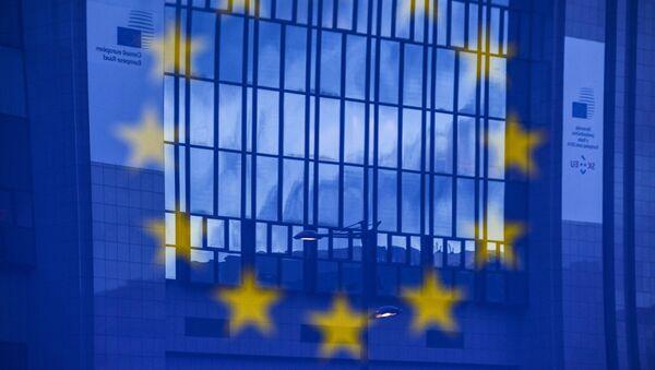Ilustrační foto. Vlajka EU - Sputnik Česká republika