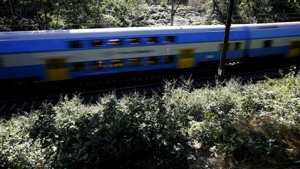 Vlak v Polsku - Sputnik Česká republika