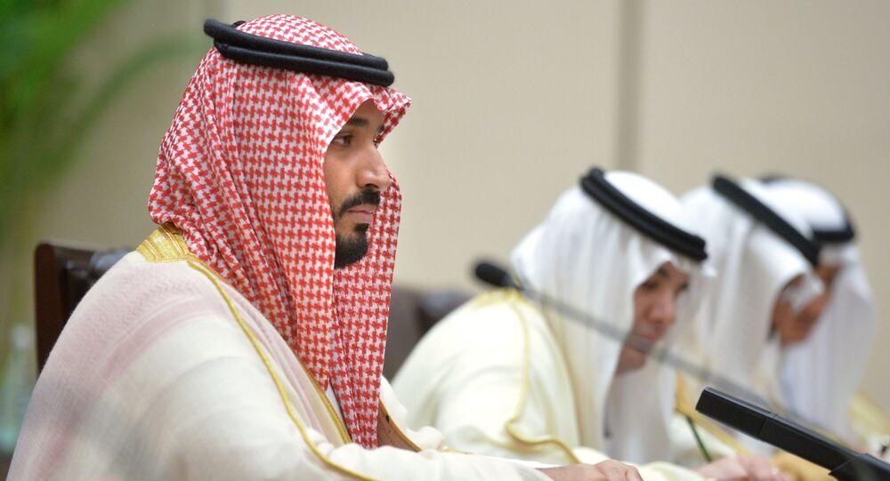 Saúdský korunní princ Mohamed bin Salmán. Ilustrační foto
