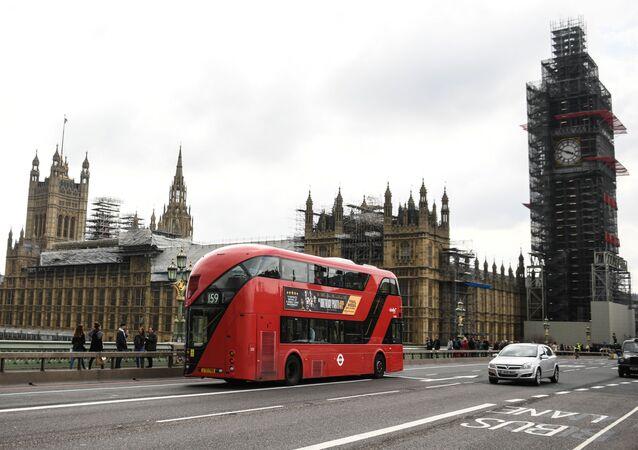 Westminsterský palác, Londýn