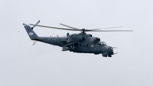 vrtulníky Mi-24 - Sputnik Česká republika