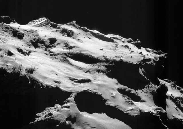 Kometa 67P/Čurjumov-Gerasimenko