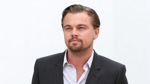 Herec Leonardo Di Caprio - Sputnik Česká republika