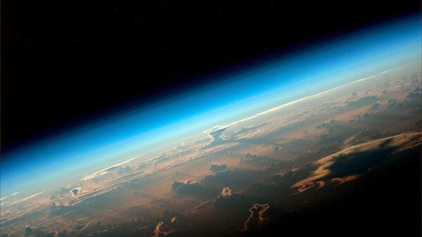 Pohled na Zemi - Sputnik Česká republika