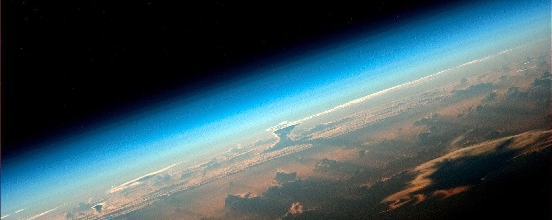 Pohled na Zemi s paluby ISS - Sputnik Česká republika, 1920, 03.08.2021