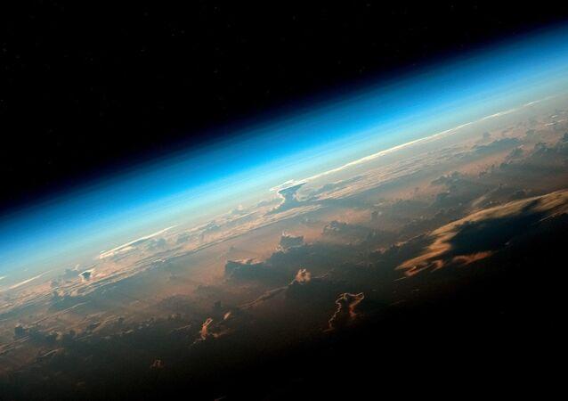 Pohled na Zemi