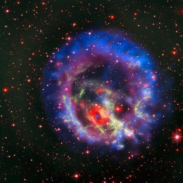 Hlubina plná hvězd: hypnotické záběry z vesmíru - Sputnik Česká republika