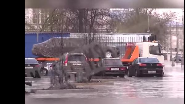 Putinův Kortež natočili na video - Sputnik Česká republika