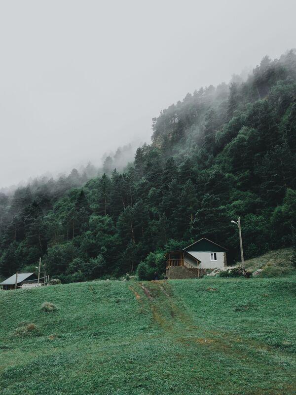 Záhadná Osetie: území alanských princů - Sputnik Česká republika