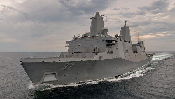 USS Portland (LPD 27) - Sputnik Česká republika