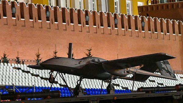 """Bezpilotní letadlo """"Korsar"""" - Sputnik Česká republika"""