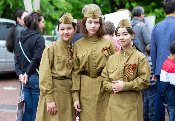 Akce Nesmrtelný pluk v různých zemích - Sputnik Česká republika