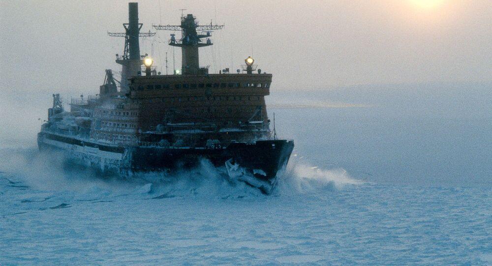 Ledoborec Arktika