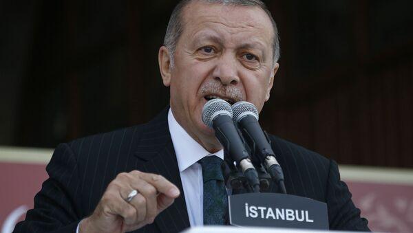 Recep Tayyip Erdoğan - Sputnik Česká republika