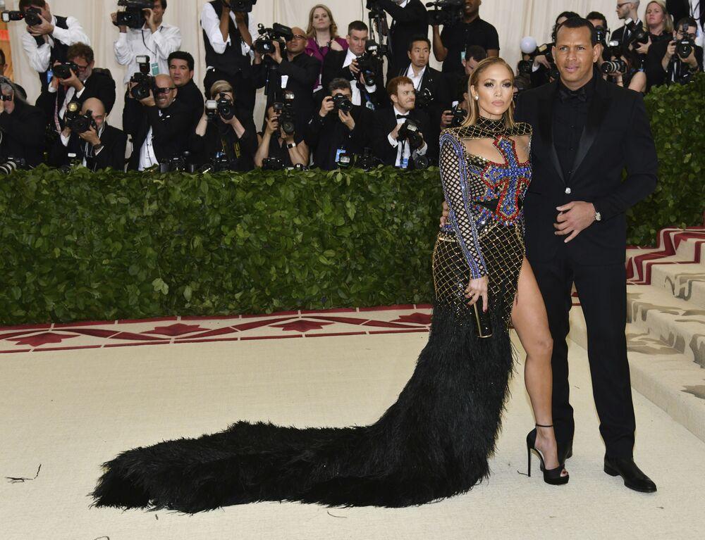 Kdo tento rok šokoval. V New Yorku se konal ples Met Gala 2018
