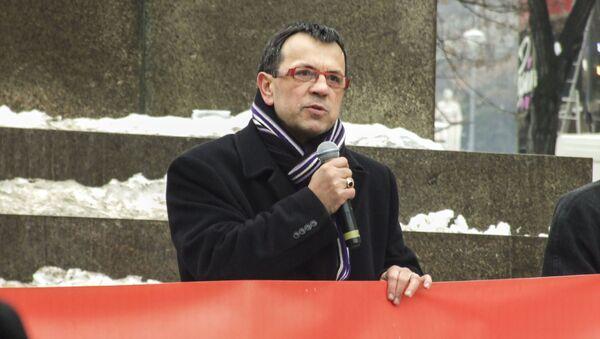 Jaroslav Foldyna, bývalý člen ČSSD - Sputnik Česká republika