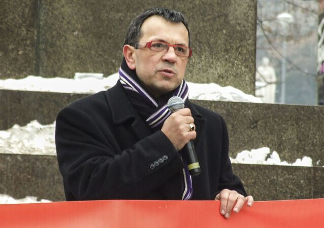 Jaroslav Foldyna, bývalý člen ČSSD