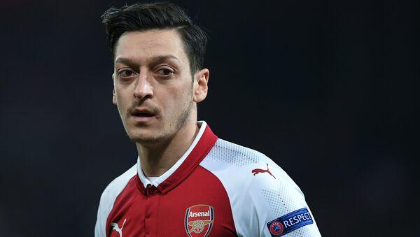 Mesut Özil - Sputnik Česká republika
