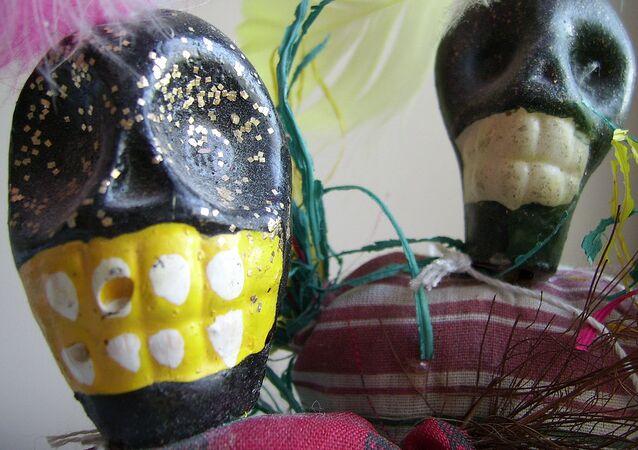 Voodoo panenky