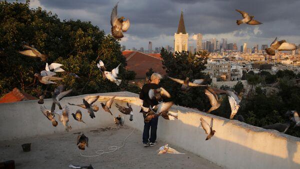 Tel Aviv, Izrael - Sputnik Česká republika