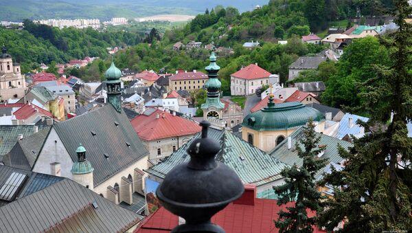 Banská Štiavnica - Sputnik Česká republika
