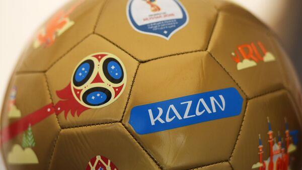 Míč v Kazani - Sputnik Česká republika
