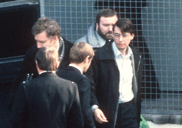Sériový vrah z Velké Británie Dennis Nilsen