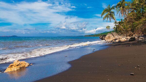 Pláž na Filipínách - Sputnik Česká republika