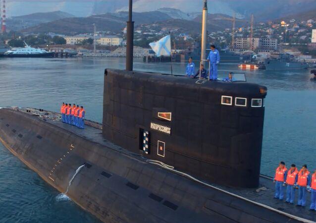 Flot černé moře