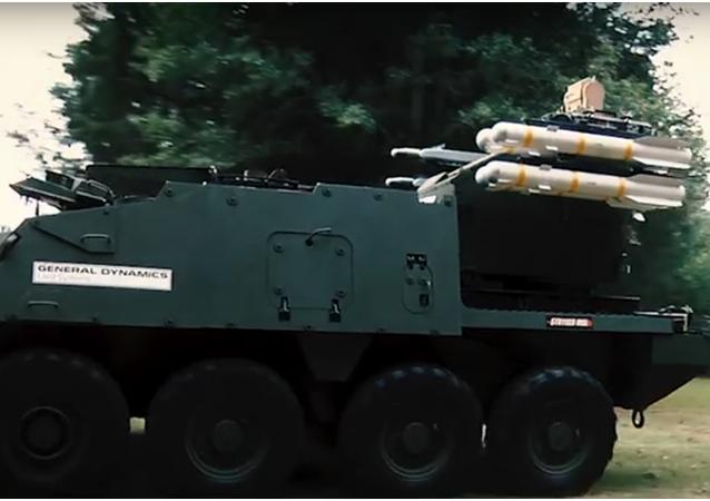 Americké Strykery vyzbrojené Stingery mají bránit Evropu před Ruskem