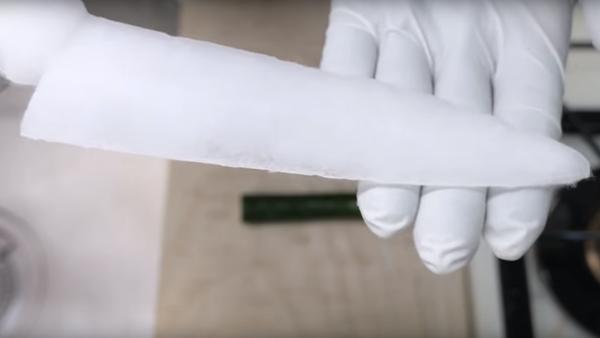 Japonci ukázali, jak udělat nůž z vody - Sputnik Česká republika