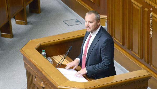 Bývalý ukrajinský poslanec Andrej Artěmenko - Sputnik Česká republika