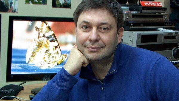 Kirill Vyšinský - Sputnik Česká republika