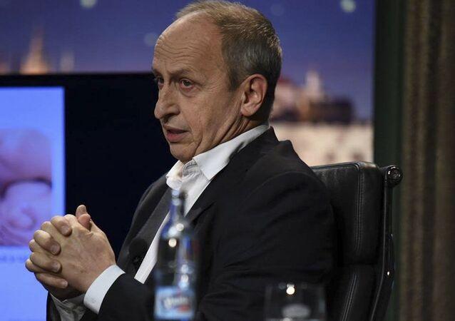 Český herec a moderátor Jan Kraus