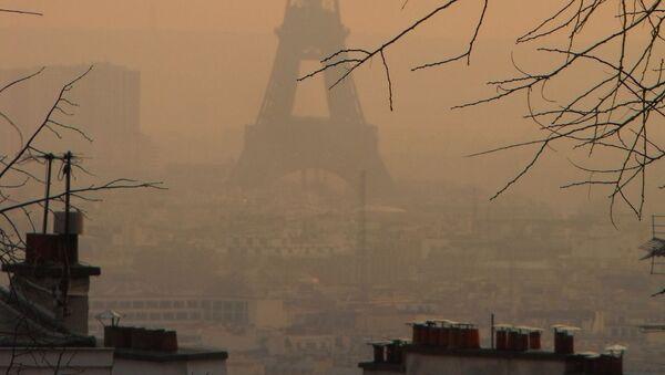 Smog v Paříži - Sputnik Česká republika