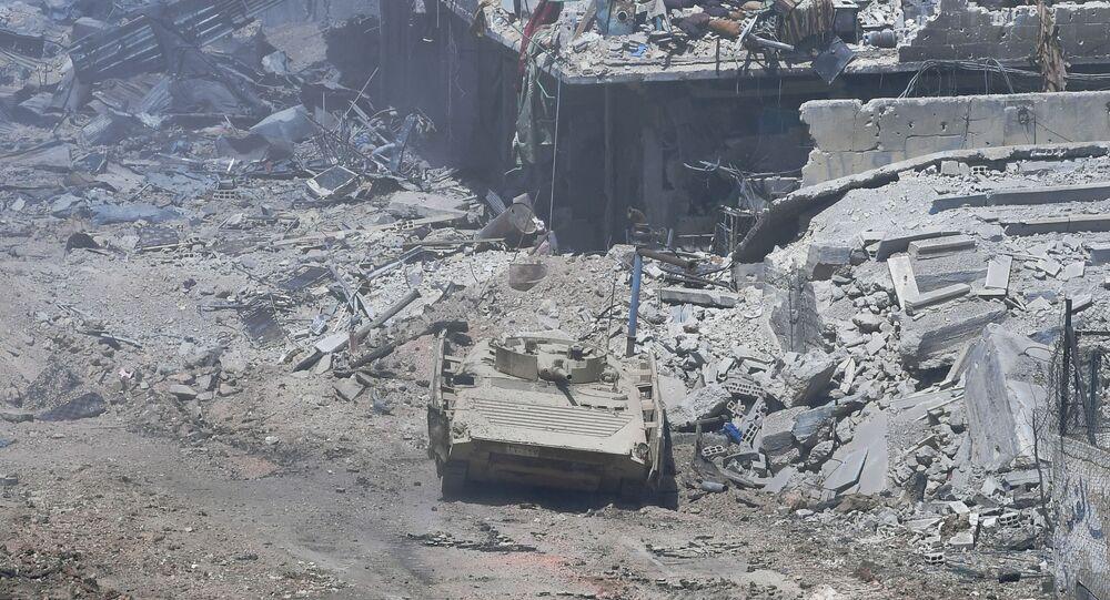 BMP-1. Ilustrační foto