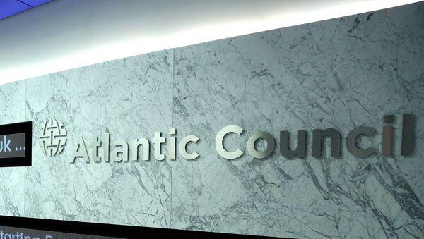 Atlantic Council (Atlantická rada). Ilustrační foto - Sputnik Česká republika