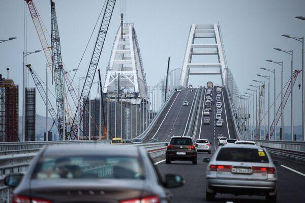 Tento týden v obrázcích: Eurovize, Krymský most, jednání a mnoho dalšího! - Sputnik Česká republika