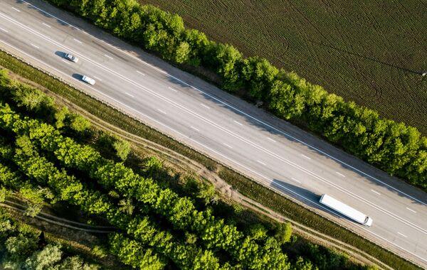 Silnice Krasnodar - Kerč: cesta z kontinentálního Ruska na Krym - Sputnik Česká republika