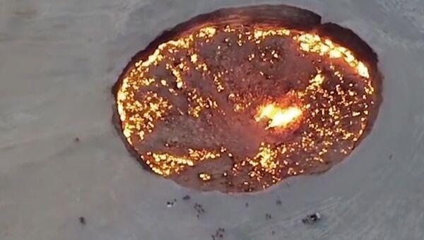 Brana Turkmenistan - Sputnik Česká republika