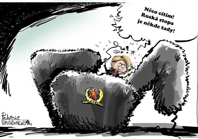 Hillary znovu zasahuje!