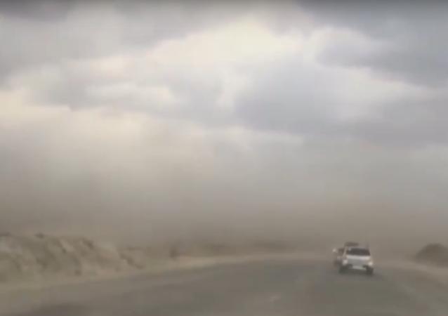 Bouře v Ťumeni