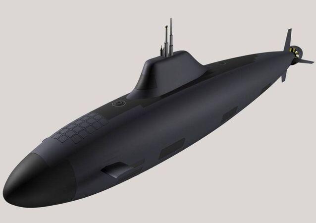 Projekt ponorky páté generace Chaski