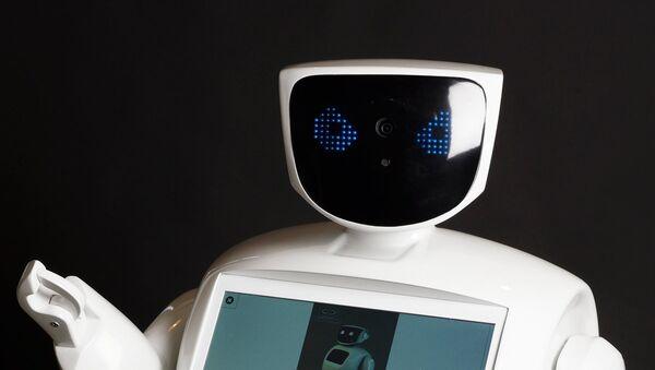 Robot Promobot - Sputnik Česká republika