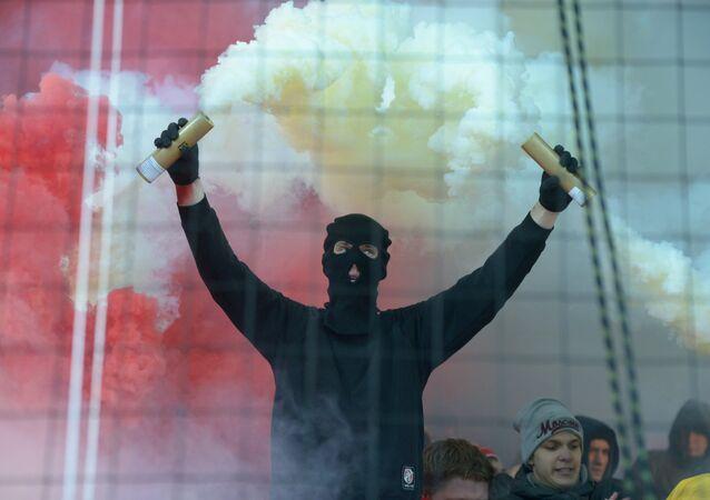 Ruský fanoušek