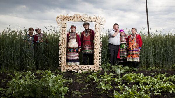 Foto Marijci z Uralu - Sputnik Česká republika