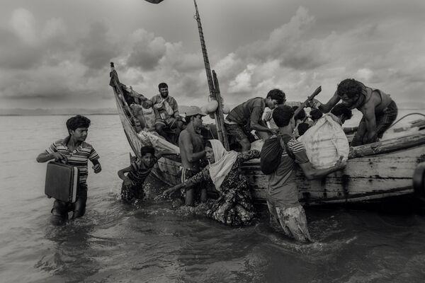 Nejpůsobivější fotografie finalistů soutěže Andreje Stěnina - Sputnik Česká republika