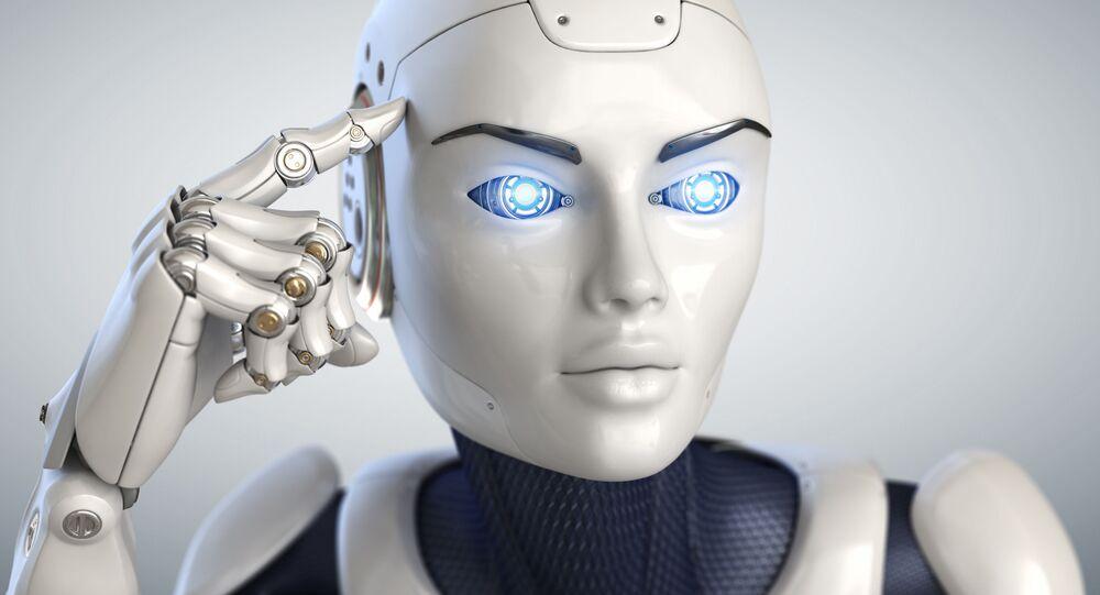 Inteligentní robot