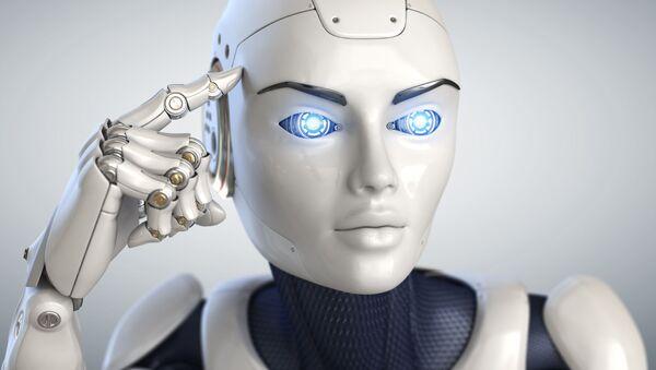 Inteligentní robot - Sputnik Česká republika